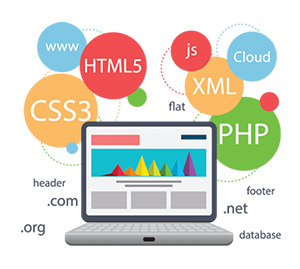 Webtronix IT trainings HTML CSS PHP XML